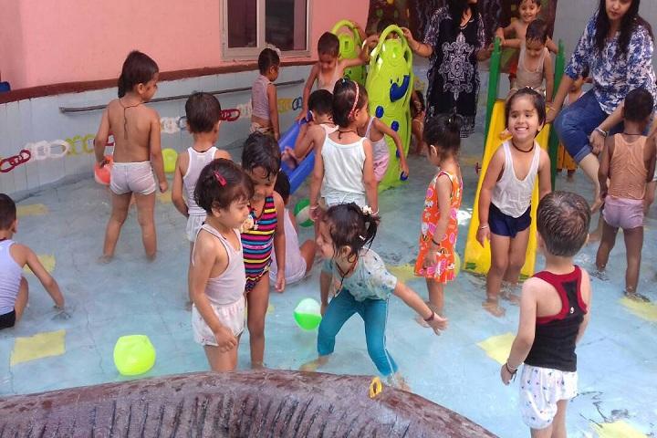 Divine Public School-Swimming Pool