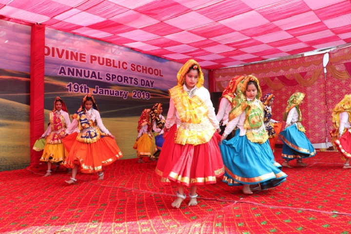 Divine Public School-Annual Day