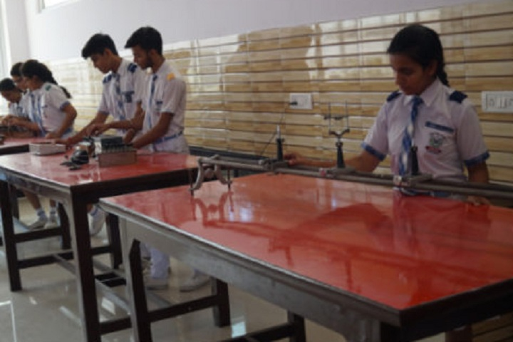 Divine Public School-Physics Lab