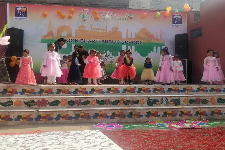Doon Bharti Public Senior Secondary School-Republic Day