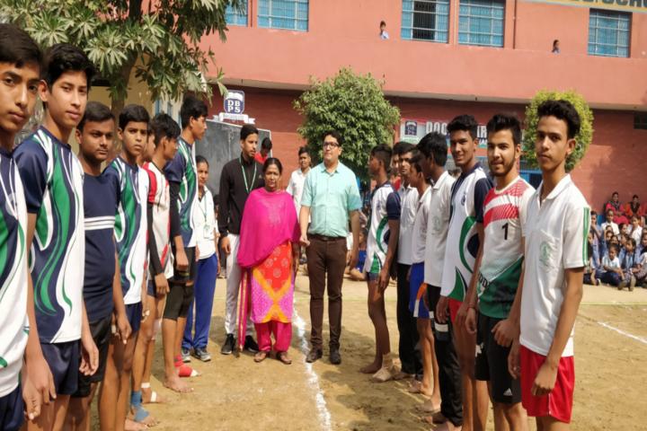 Doon Bharti Public Senior Secondary School-Sports Meet
