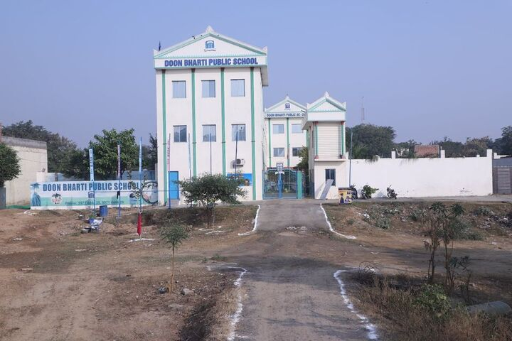 Doon Bharti Public Senior Secondary School-Campus