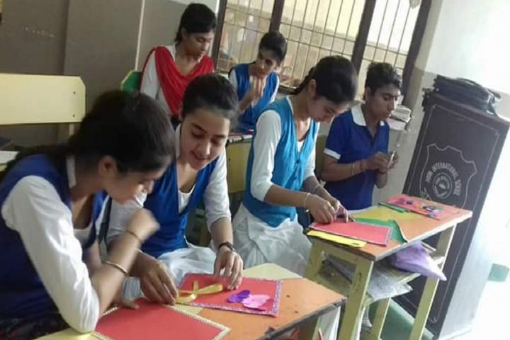 Doon International School-Art room