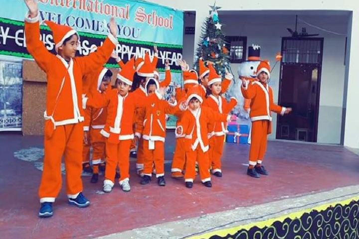 Doon International School-Christmas Celebration