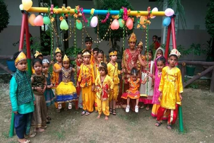 Doon International School-Fancy Dress