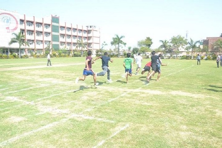 Doon International School-Play Ground