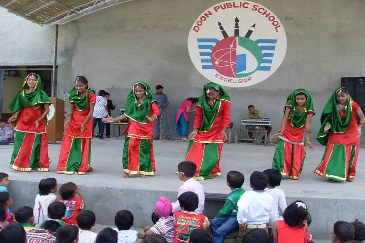 Doon Public School-Dance