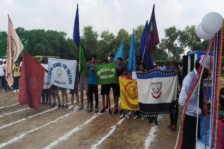 Doon Public Senior Secondary School-Sports Meet