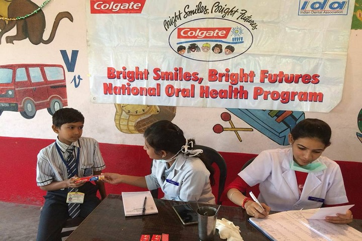 Doon Public School-Dental Camp