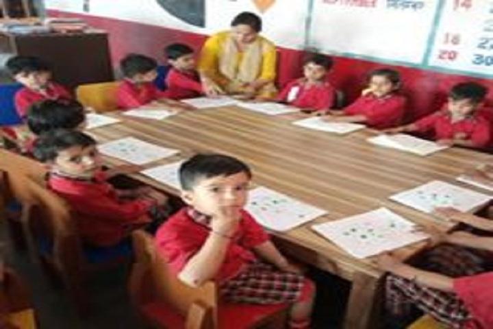 Doon Public School-Kindergarten Class