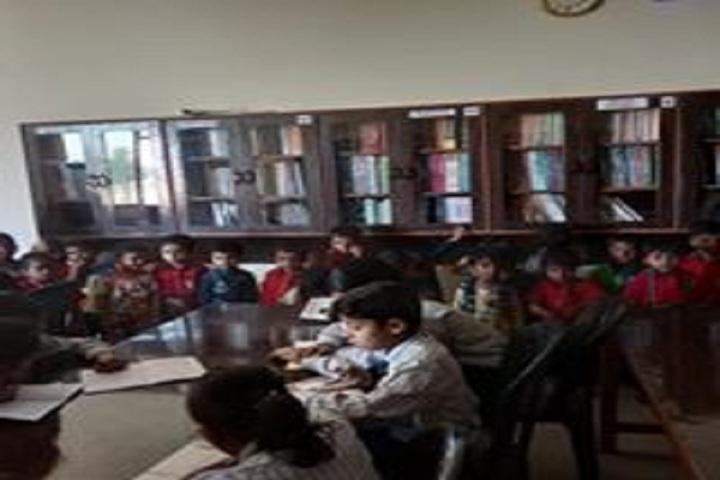 Doon Public School-Libary