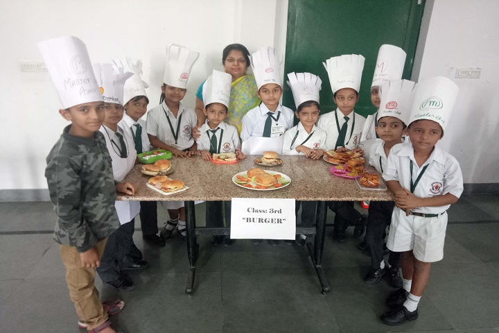 Doon public school-Cooling Without Fire