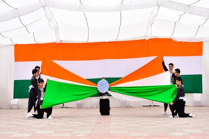 Doon public school-Independence Day