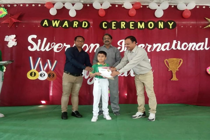 Delhi public school-Award Ceremony