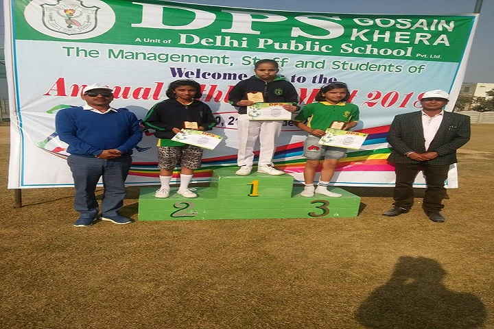 Delhi public school-Annual Sports Meet