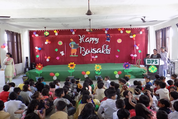 Delhi public school-Baisakhi