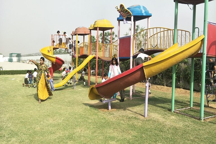 Delhi Public School-Kids Play Ground
