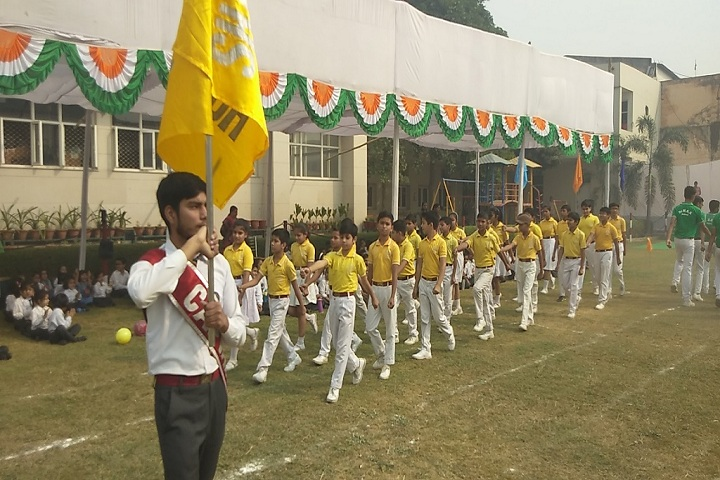 Dr M K K Arya Model School-Annual Athletic Meet