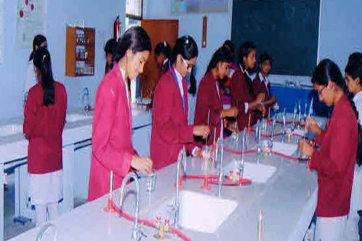 Dr Ram Chandra Vidya Peeth Public Senior Secondary School-Chemistry Lab