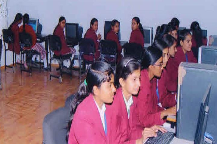 Dr Ram Chandra Vidya Peeth Public Senior Secondary School-Computer Lab