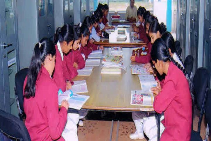Dr Ram Chandra Vidya Peeth Public Senior Secondary School-Library
