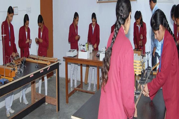 Dr Ram Chandra Vidya Peeth Public Senior Secondary School-Physics Lab