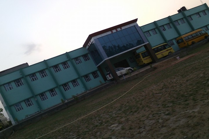 DRP Public School-Play Ground