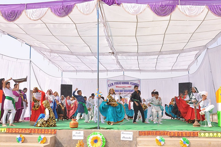 DSM Public School-Annual Day
