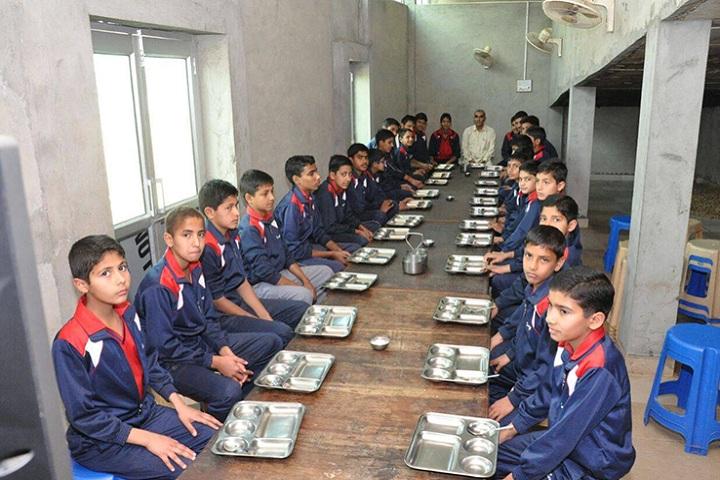 DSM Public School-Cafeteria