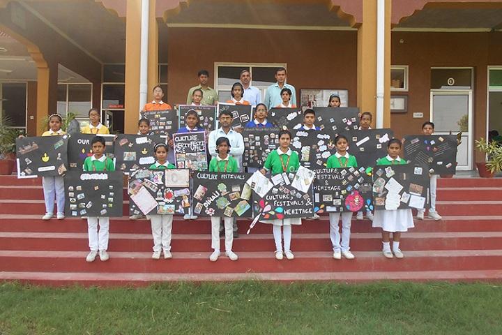 DSM Public School-Cultural fest