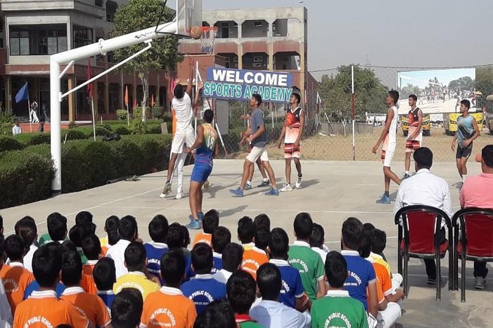 DSM Public School-Sports Academy