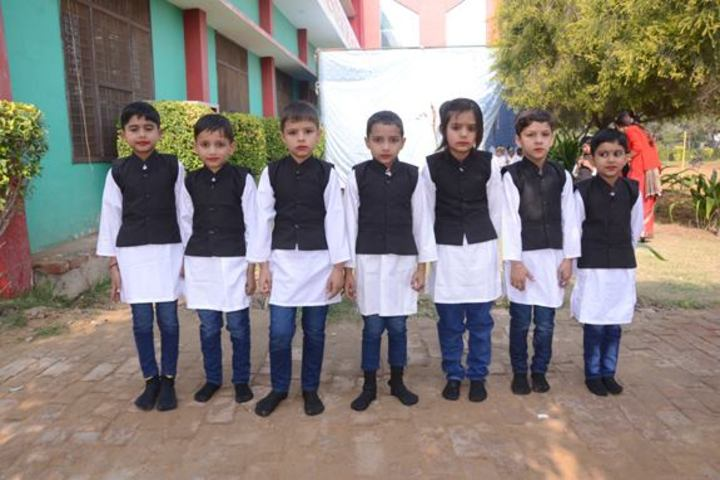 Duhan Public School-Students
