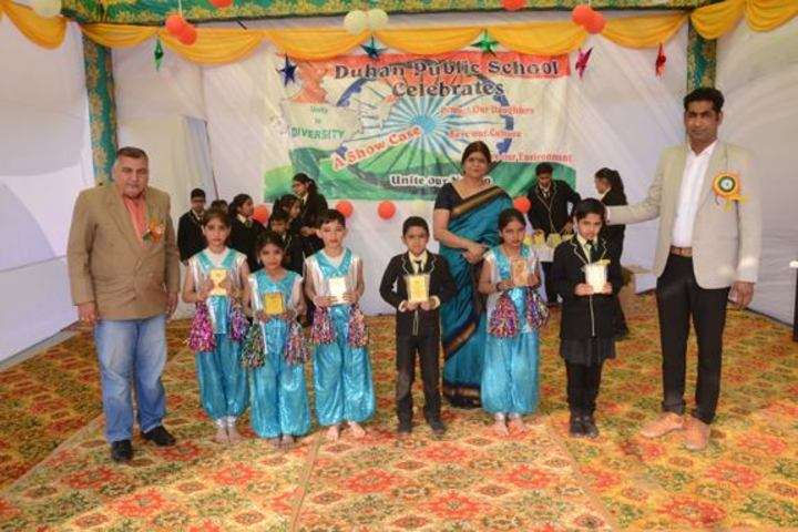 Duhan Public School-Winners