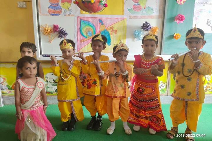Dujana Public School-Fancy Dress Competition