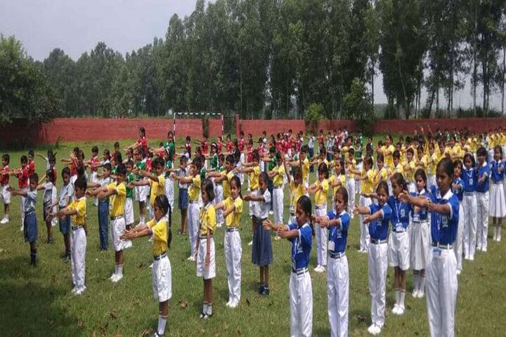 Dujana Public School-Physical Training