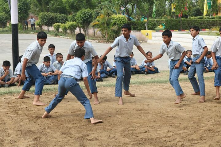 Dujana Public School-Sports Day