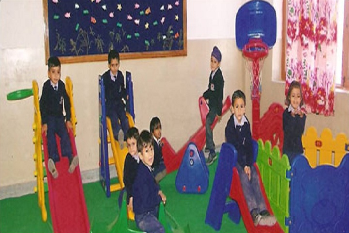 Dyal Singh Public School-Activity Block