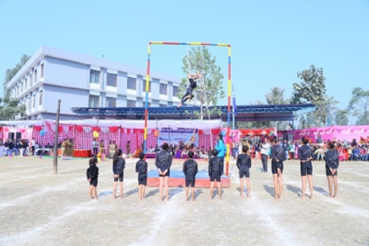 Dyal Singh Public School-Annual Sports Day