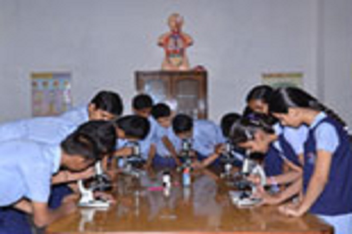 Dyal Singh Public School-Biology Lab