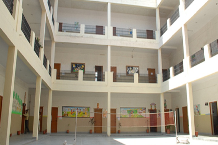 Dyal Singh Public School-Campus View