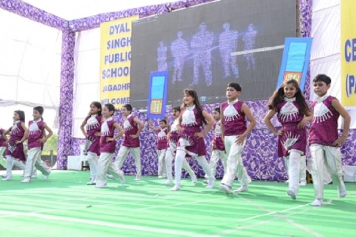Dyal Singh Public School-Cultural Day