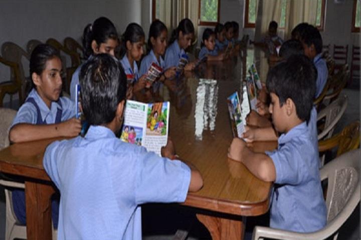 Dyal Singh Public School-Library