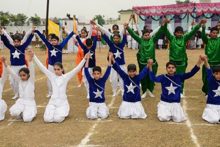 Dyal Singh Public School-Sports Day