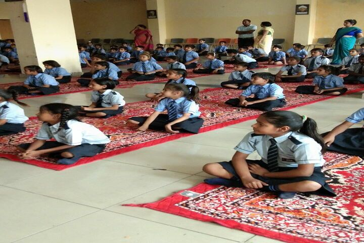 E Max International School-Yoga