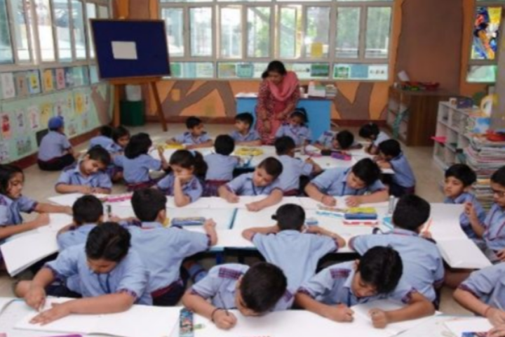 Eicher School-Activity Room