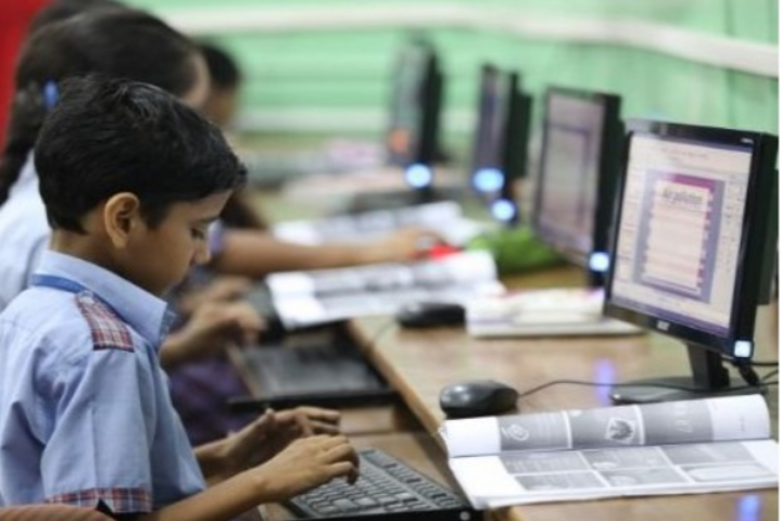 Eicher School-Computer Lab