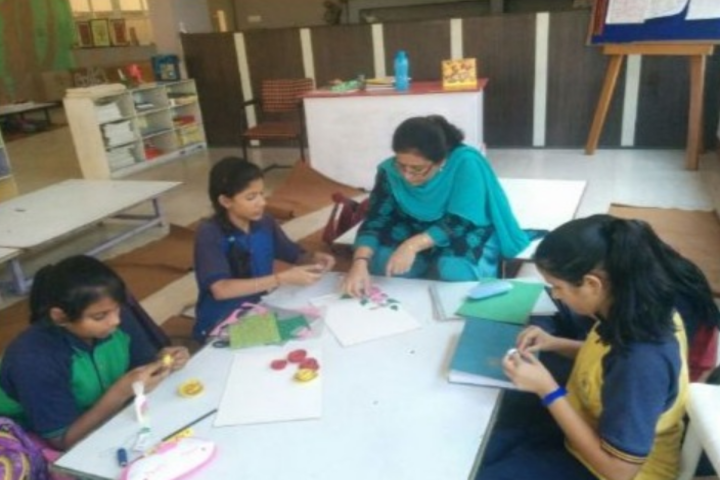 Eicher School-Craft Class