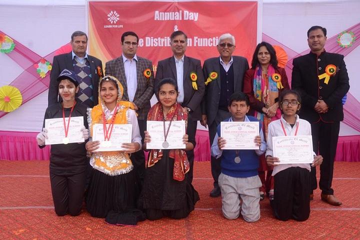 Elite International School-Annual day Achievers