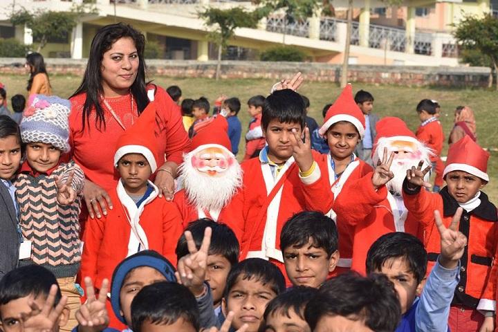 Elite International School-Cristmas celebrations
