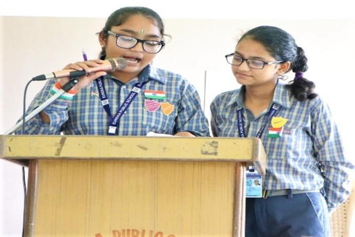 Eureka Public School-Independance Day